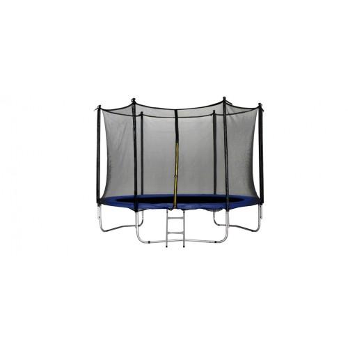 acheter trampoline bleu 244 cm pas cher