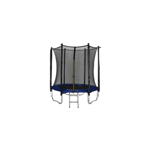trampoline bleu 183 cm commandez nos trampolines bleus 183 cm petit prix rdv d co. Black Bedroom Furniture Sets. Home Design Ideas