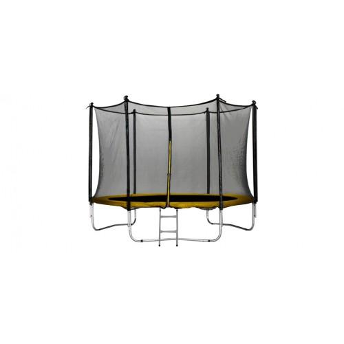 acheter trampoline jaune 305 cm pas cher