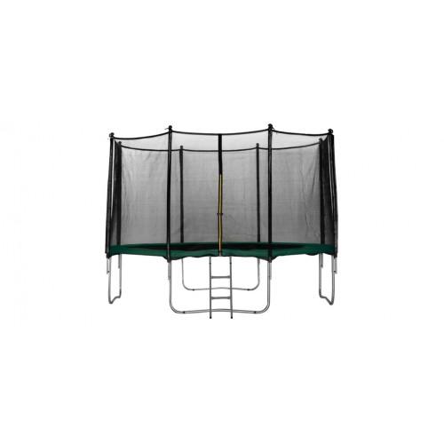 acheter trampoline vert 366 cm pas cher