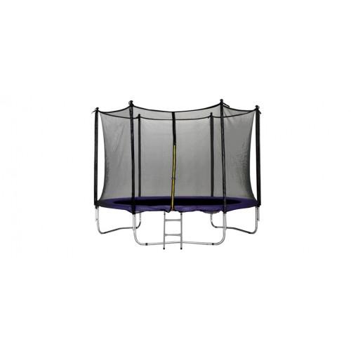 acheter trampoline violet 305 cm pas cher