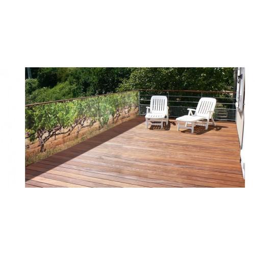 brise vue de jardin vignes craquez pour nos brise vue de jardin vignes design rdv d co. Black Bedroom Furniture Sets. Home Design Ideas