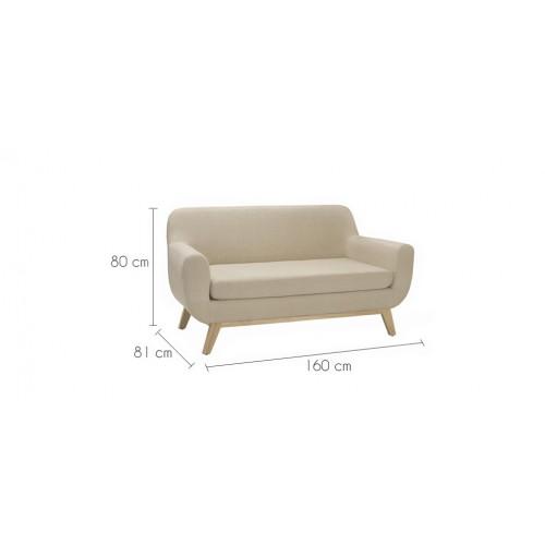 canap copenhague 2 places beige choisissez nos canap s copenhague 2 places beiges rdv d co. Black Bedroom Furniture Sets. Home Design Ideas