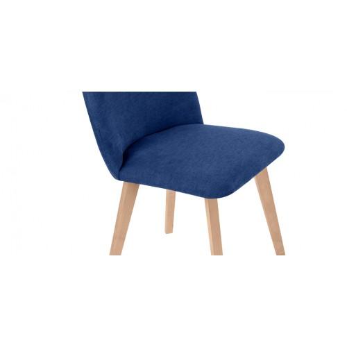 chaise linosa bleu fonc commandez chaises linosa bleu. Black Bedroom Furniture Sets. Home Design Ideas