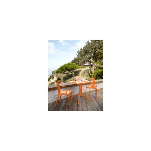 Chaise Jardin Orange Prix Usine