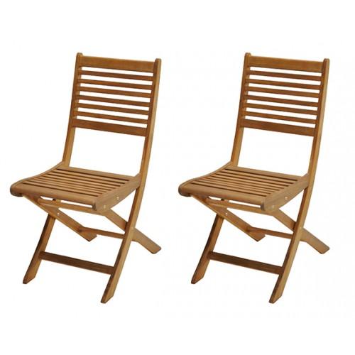 chaise pliante bois pour jardin