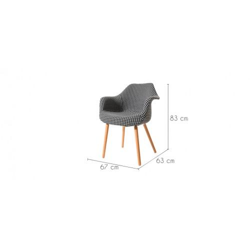 chaise scandinave petit prix