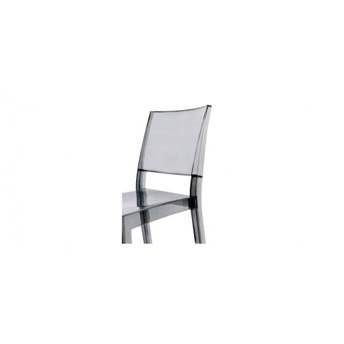 chaise transparente grise optez pour nos chaises el gance rdv d co. Black Bedroom Furniture Sets. Home Design Ideas