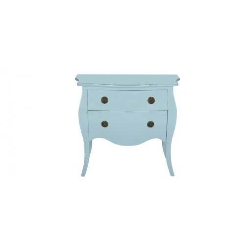 commode bleue achetez nos commodes bleues style baroque. Black Bedroom Furniture Sets. Home Design Ideas
