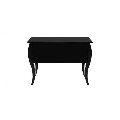 commode noire achetez nos commodes noires baroques rdvdeco. Black Bedroom Furniture Sets. Home Design Ideas