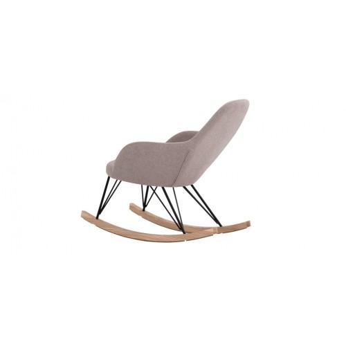 rocking chair malibu taupe adoptez nos fauteuils. Black Bedroom Furniture Sets. Home Design Ideas