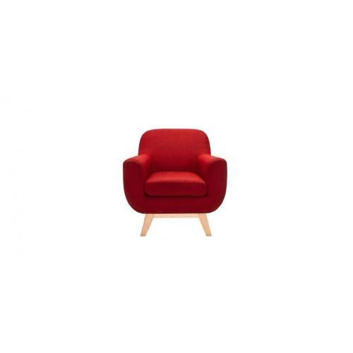 fauteuil copenhague rouge prix mini