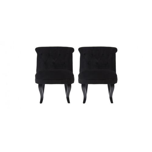 fauteuil crapaud noir achetez nos fauteuils crapaud noirs rdvd co. Black Bedroom Furniture Sets. Home Design Ideas
