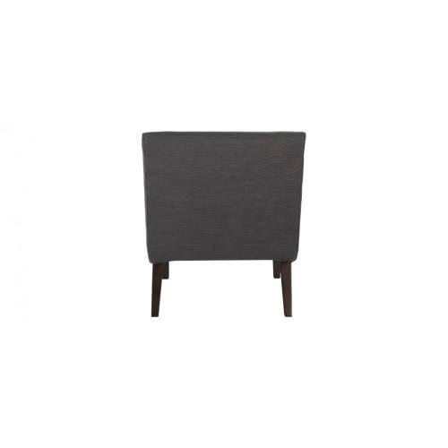 fauteuil gris pied bois prix usine