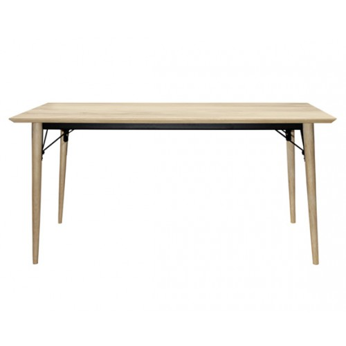 Table rectangulaire Valga 160 cm