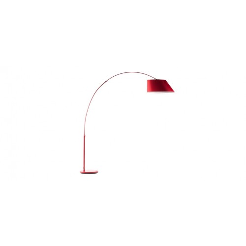 lampadaire curve rouge commandez nos lampadaires curve rouges design rdvd co. Black Bedroom Furniture Sets. Home Design Ideas