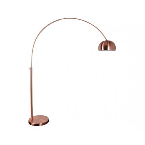 lampadaire bow cuivre