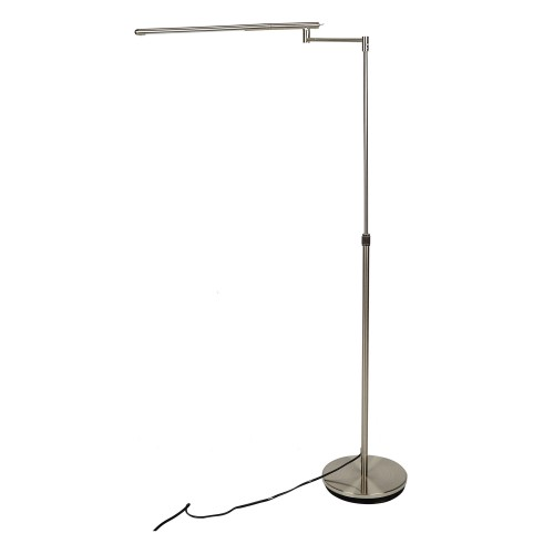 lampadaire led en metal design