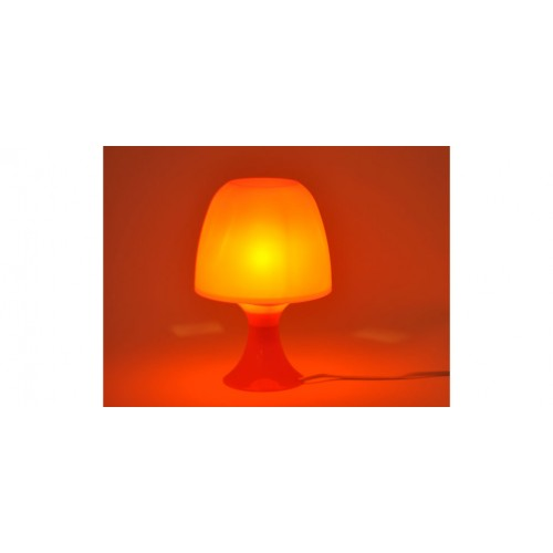 lampe champignon orange d couvrez nos lampes champignons orange design rdvd co. Black Bedroom Furniture Sets. Home Design Ideas