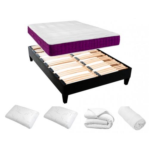 pack complet literie offrez vous l 39 un de nos packs complets literie rdv d co. Black Bedroom Furniture Sets. Home Design Ideas