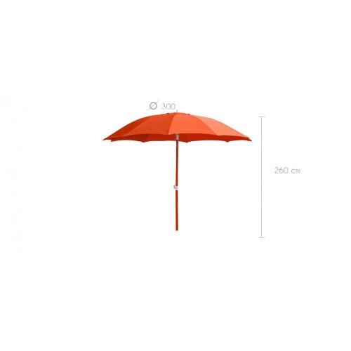 parasol colore petit prix