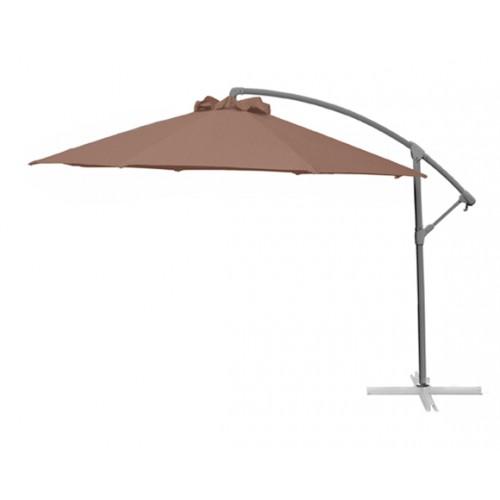 parasol deporte chico taupe