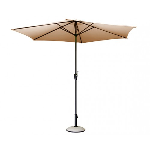 parasol jardin taupe prix usine