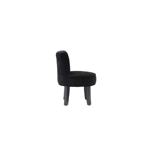 petit fauteuil crapaud noir d couvrez nos petits fauteuils crapaud noirs design rdvd co. Black Bedroom Furniture Sets. Home Design Ideas
