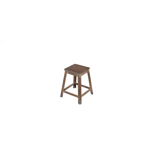 tabouret en bois vieilli optez pour nos tabourets en bois vielli rdv d co. Black Bedroom Furniture Sets. Home Design Ideas