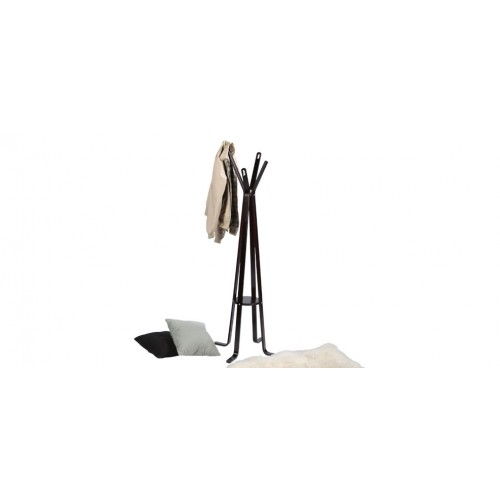 porte manteau weng achetez nos porte manteaux noirs rdvd co. Black Bedroom Furniture Sets. Home Design Ideas