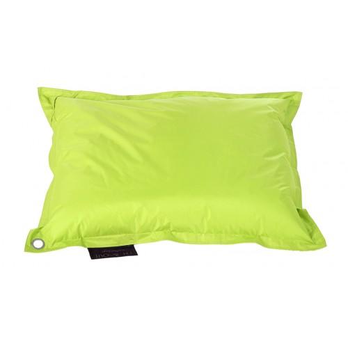 pouf in out vert anis achetez nos poufs verts rdv deco. Black Bedroom Furniture Sets. Home Design Ideas
