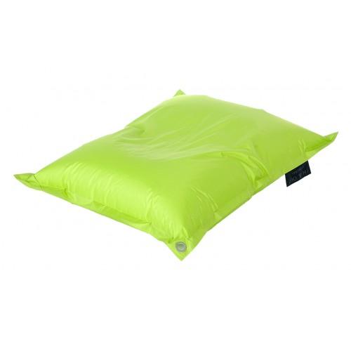 pouf quadri vert 3