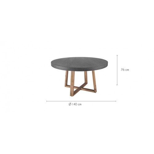 Table a manger ronde pas cher table ronde blanche avec for Table a manger blanche pas cher