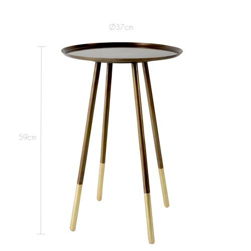 table basse eliot dutchbone commandez nos tables basses. Black Bedroom Furniture Sets. Home Design Ideas