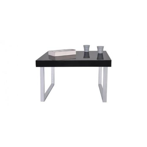 Table glossy noire commandez nos tables glossy noires - Table basse petit prix ...