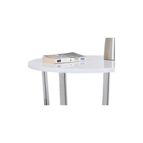 Table glossy blanche achetez nos tables glossy blanches - Table basse petit prix ...