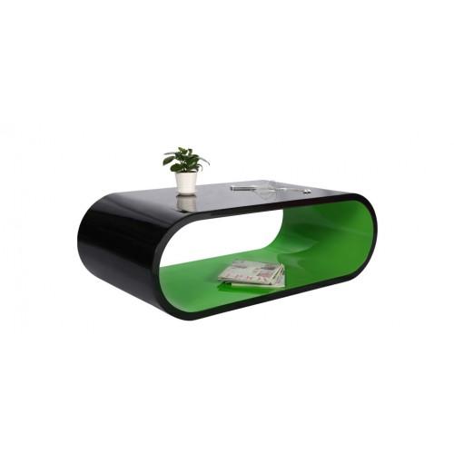 table basse verte et noire prix usine