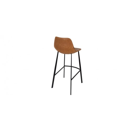 tabouret de bar franky marron d couvrez nos tabourets de bar franky marron design rdv d co. Black Bedroom Furniture Sets. Home Design Ideas