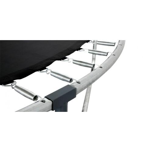 trampoline 244 cm ressorts pas cher