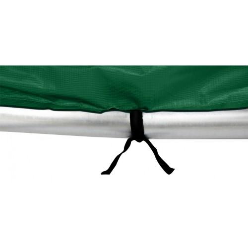 trampoline vert fonc 427 cm adoptez l 39 un de nos trampolines vert fonc 247 cm rdv d co. Black Bedroom Furniture Sets. Home Design Ideas