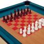achat table multi jeux echecs