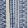 achat tapis rectangulaire confort bleu
