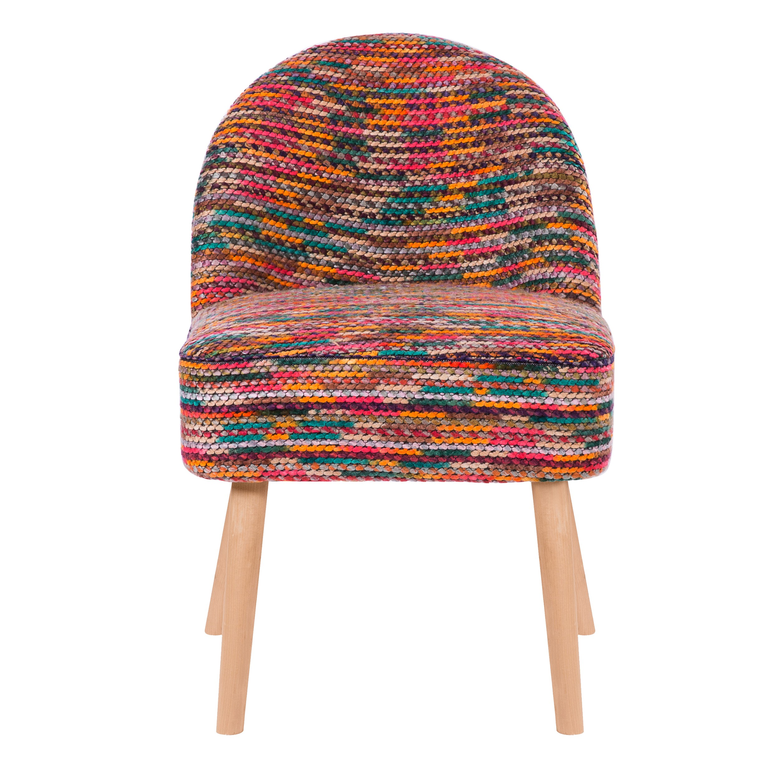 Fauteuil Milo multicolore : installez nos fauteuils Milo ...