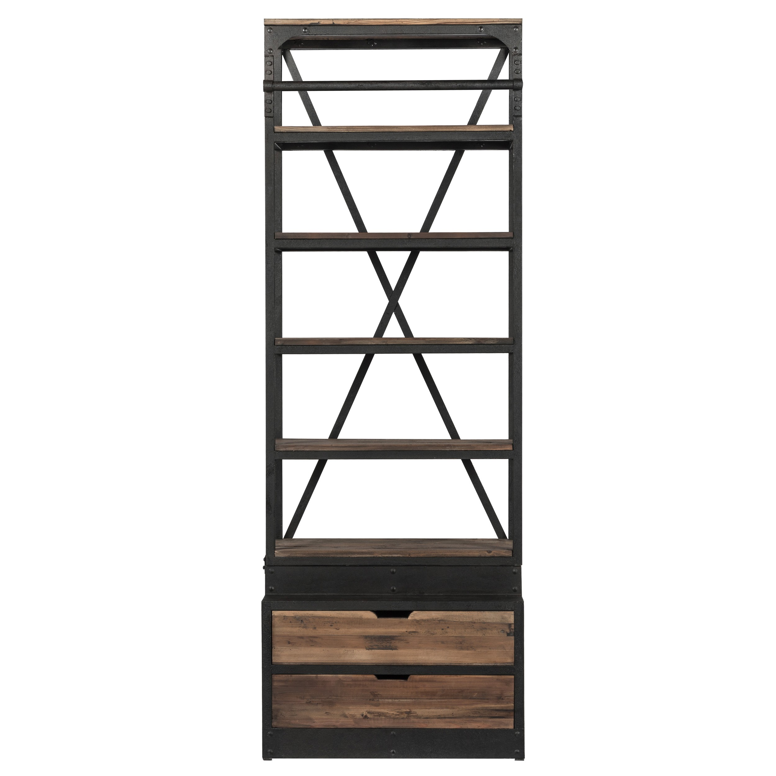 biblioth que kasi 86 cm avec chelle d couvrez nos biblioth ques kasi 86 cm avec chelle rdv d co. Black Bedroom Furniture Sets. Home Design Ideas