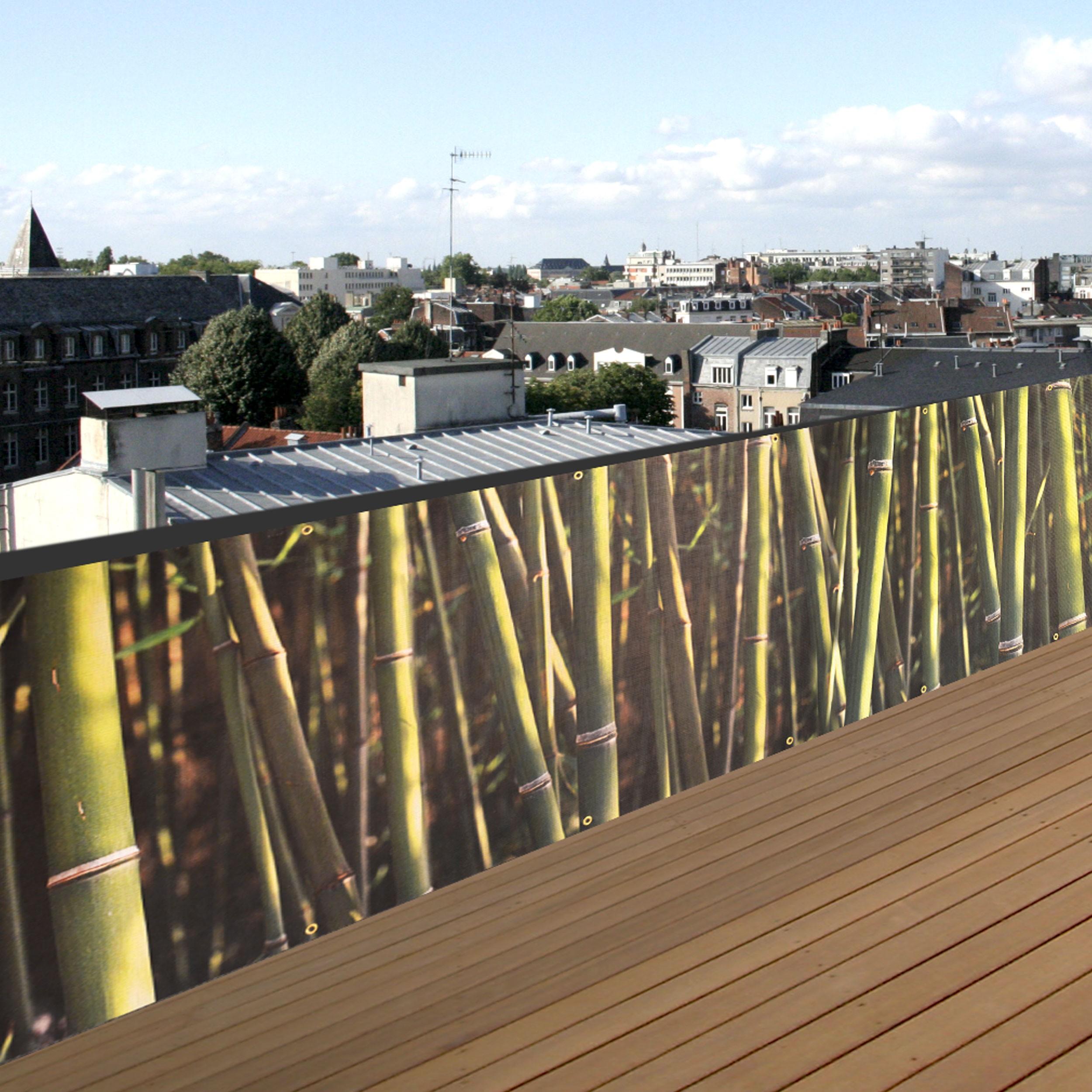 Brise-vue de jardin Bamboo : commandez nos brise-vue de jardin ...