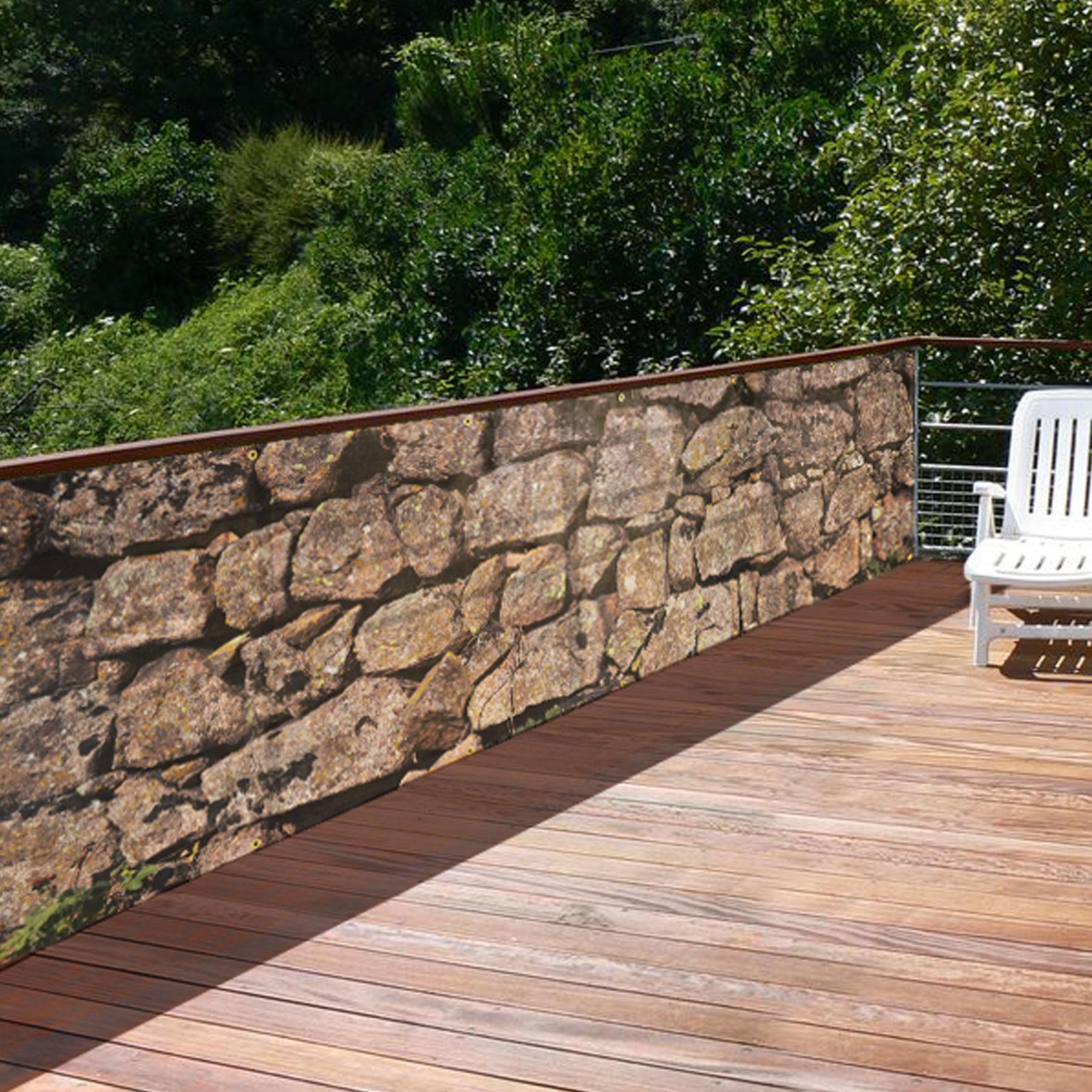 Brise-vue de jardin Muret : découvrez nos brise-vue de jardin Muret ...