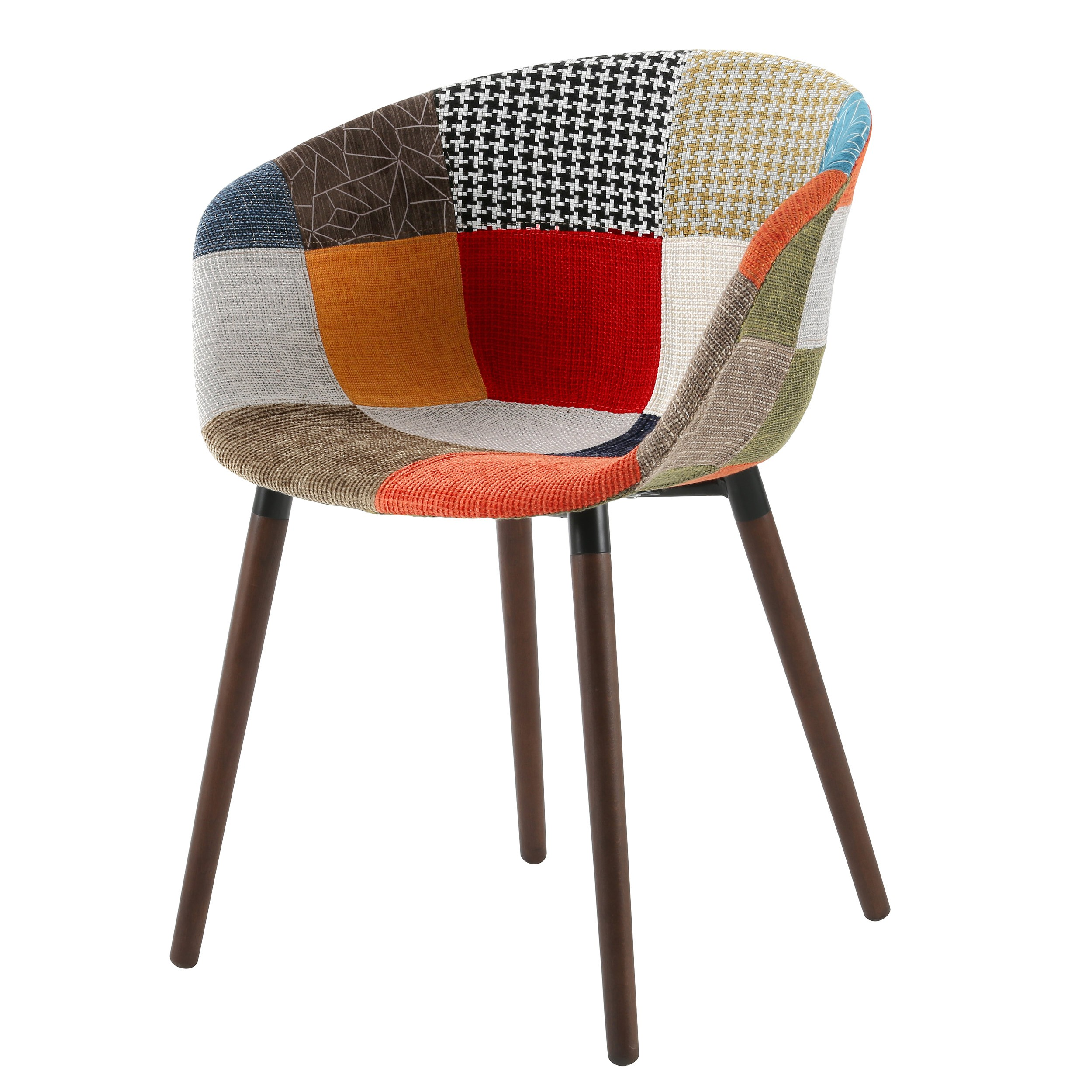 acheter chaise design et confortable - Chaise Scandinave Multicolore