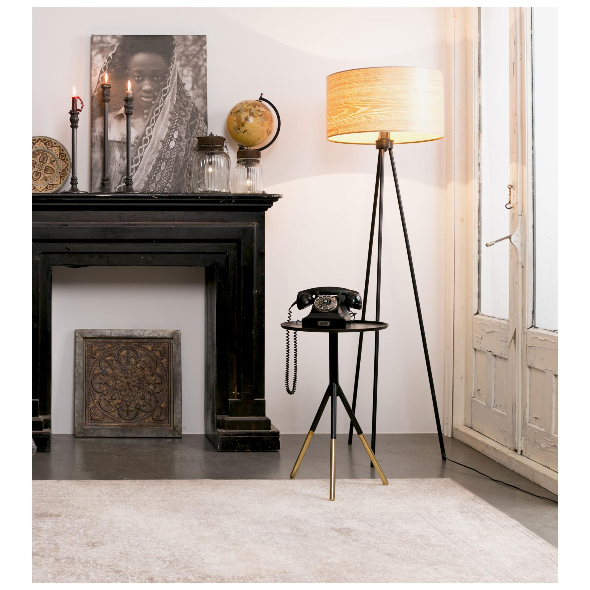 Table basse elia dutchbone choisissez nos tables basses elia design rendez vous d co - Table d appoint dore ...