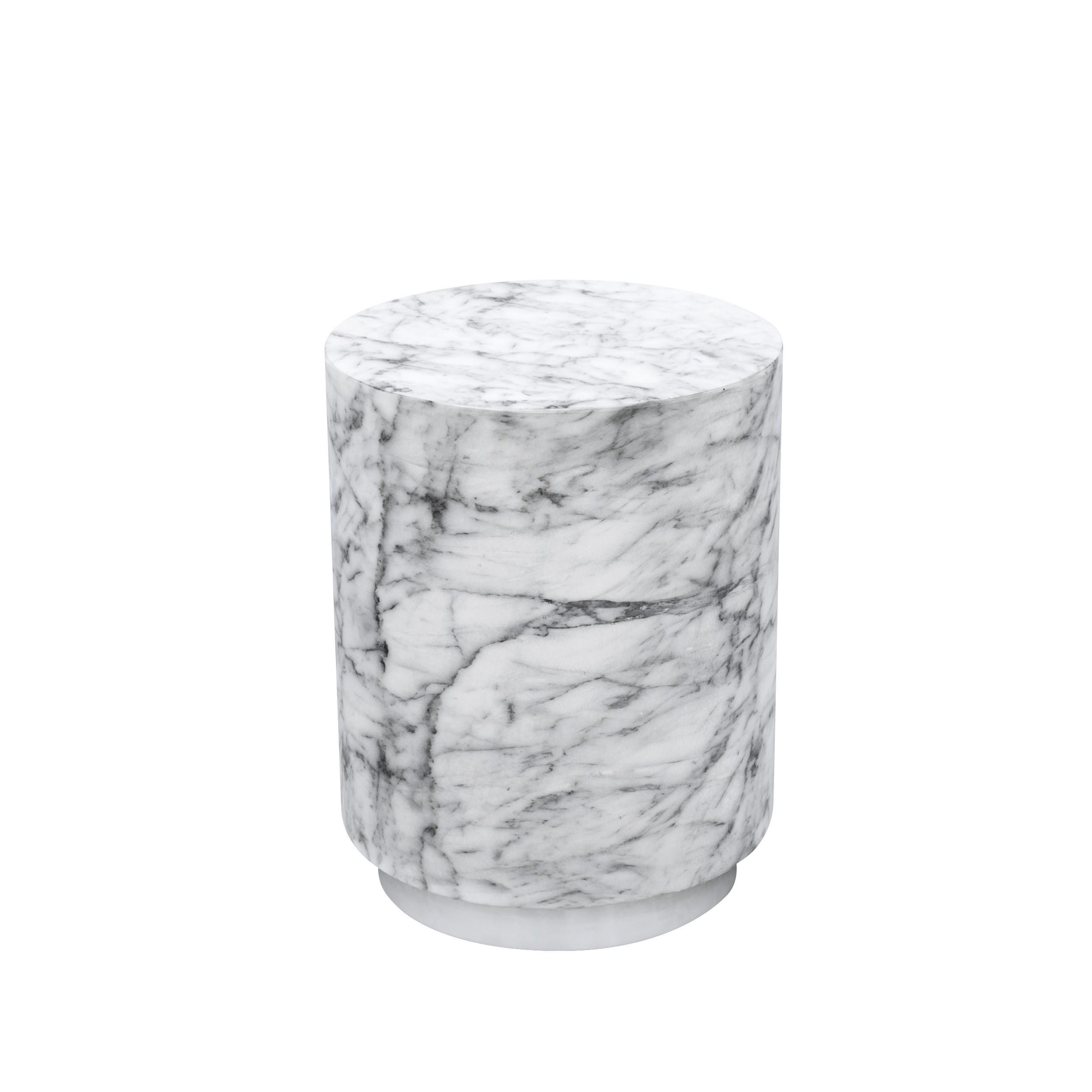 Table d\'appoint Macas ronde D.36 cm : craquez pour les tables d ...