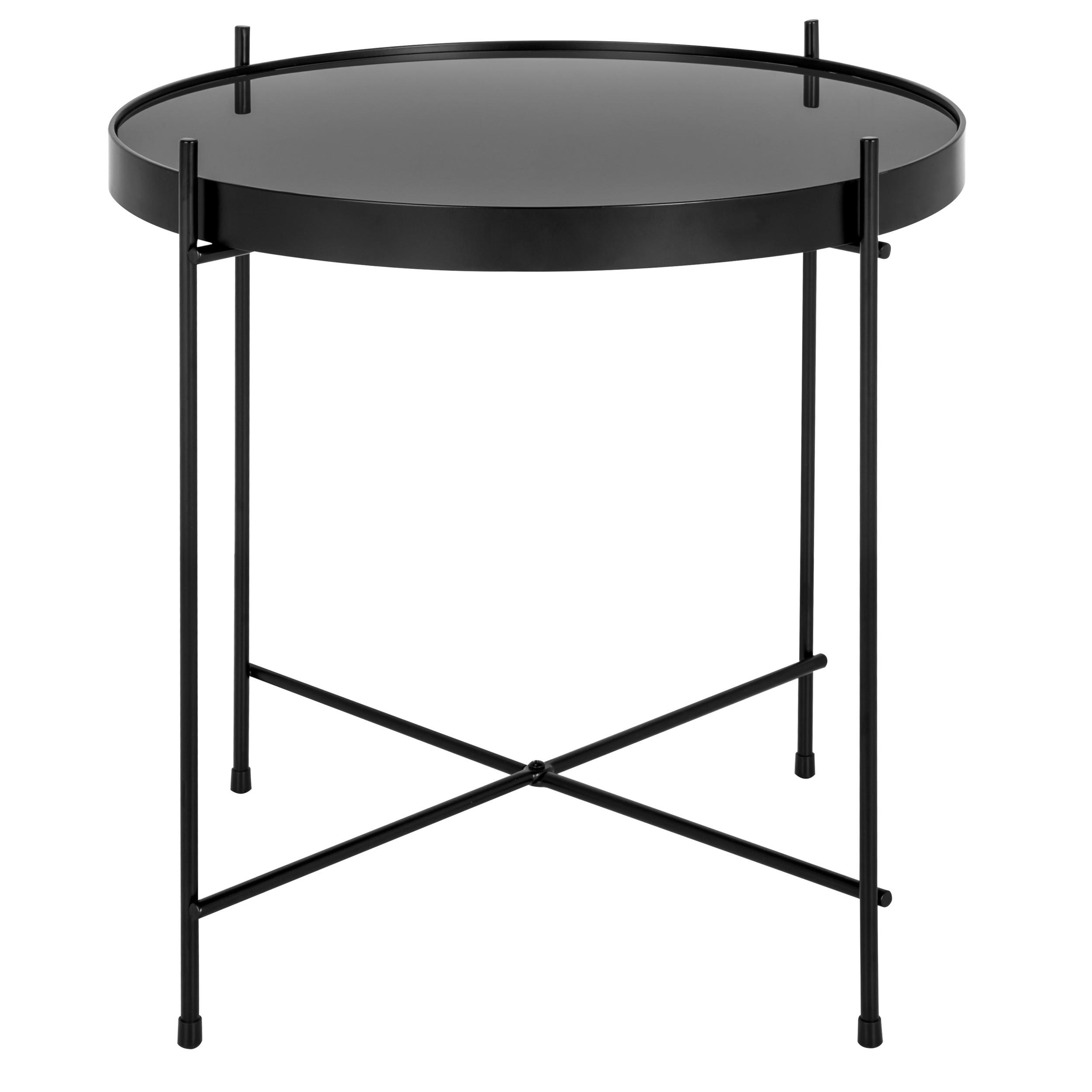 acheter table basse ronde noire dernires pices disponibles previous